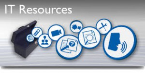 Smart use of IT resources