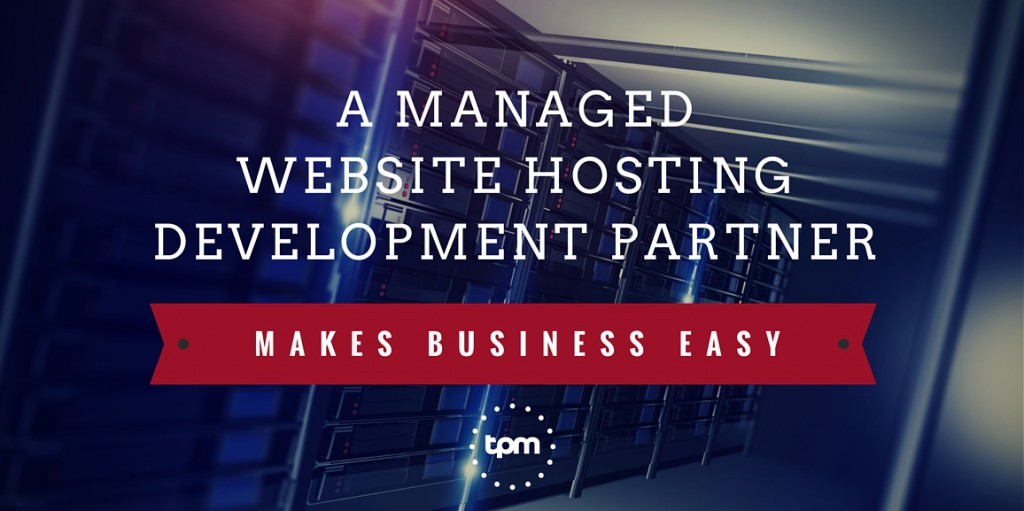 A Managed Website Hosting Development Partner Makes Business Easy