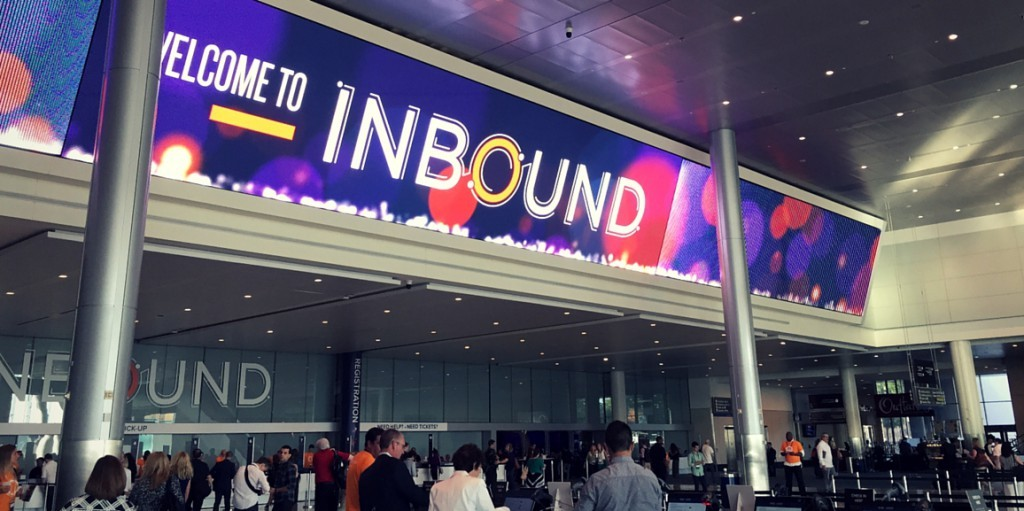 HubSpot's annual marketing conference, Inbound 2015, was held in Boston.