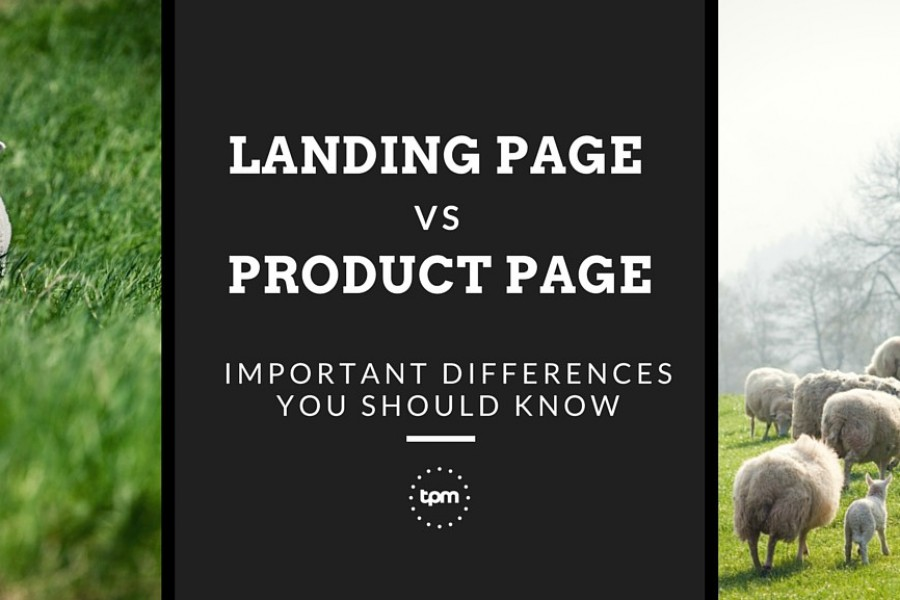 Landing Page vs Product Page: Important Differences You Should Know