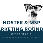 November 2016 Marketing for Hosters and MSPs
