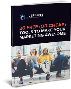 Free and Cheap Marketing Tools