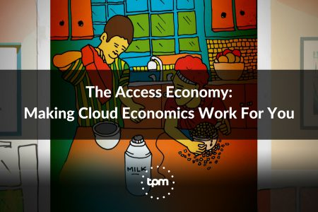 The Access Economy: Making Cloud Economics Work For You