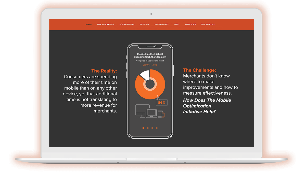 TPM Client Mobile Optimization Initiative