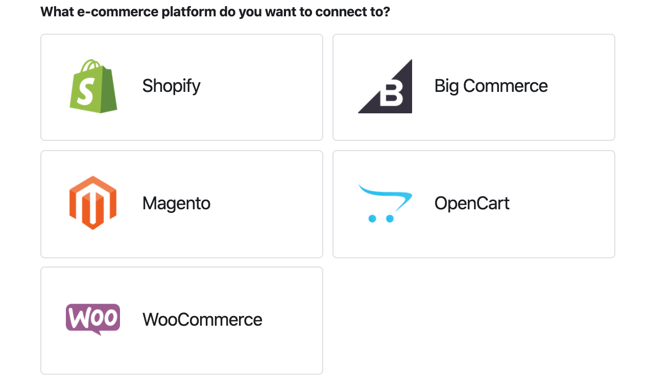 Facebook Page Shops Supported Platform