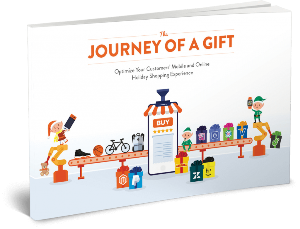Magento Journey of A Gift